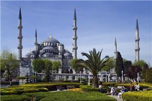 2021 Istanbul - Bursa - Antalya