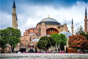 2019 Od Istanbula do Antalije