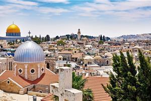 2019 Izrael i Jordan