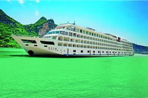 19 Kina s YANGTZE krstarenjem
