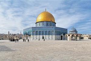 2020 Izrael i Jordan