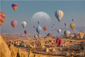 Istanbul i čarobna Kapadokija + 3 noćenja ALL INCL