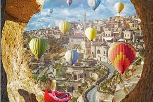 Istanbul i čarobna Kapadokija + 7 noćenja ALL INCL